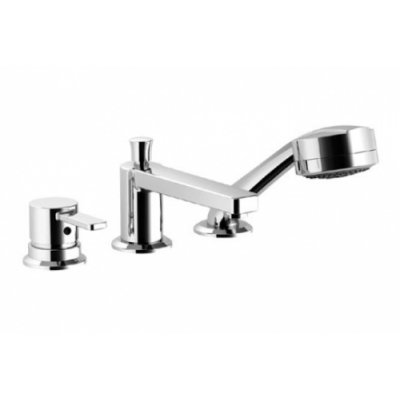 Змішувач для ванни Kludi Zenta 384460575