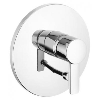 Встраиваемый смеситель для ванны и душа Kludi Zenta 386500575