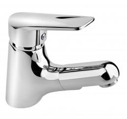 Змішувач Armatura TOPAZ для умивальника з ручним душем