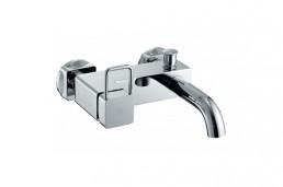 Смеситель Armatura BRYLANT однорычажный настенный для ванны, L = 213 мм