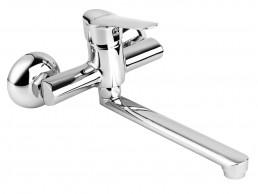Змішувач Armatura LEONIT для умивальника настінний, L = 200 мм