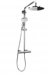 Змішувач Armatura CLASSIC термостатичний з душовою системою LUNA