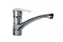 Змішувач Armatura CYRKON змішувач для мийки з поворотним виливом, L = 212 мм (ручка Decorum)