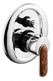 Змішувач Armatura AMBER змішувач для ванни прихованого монтажу