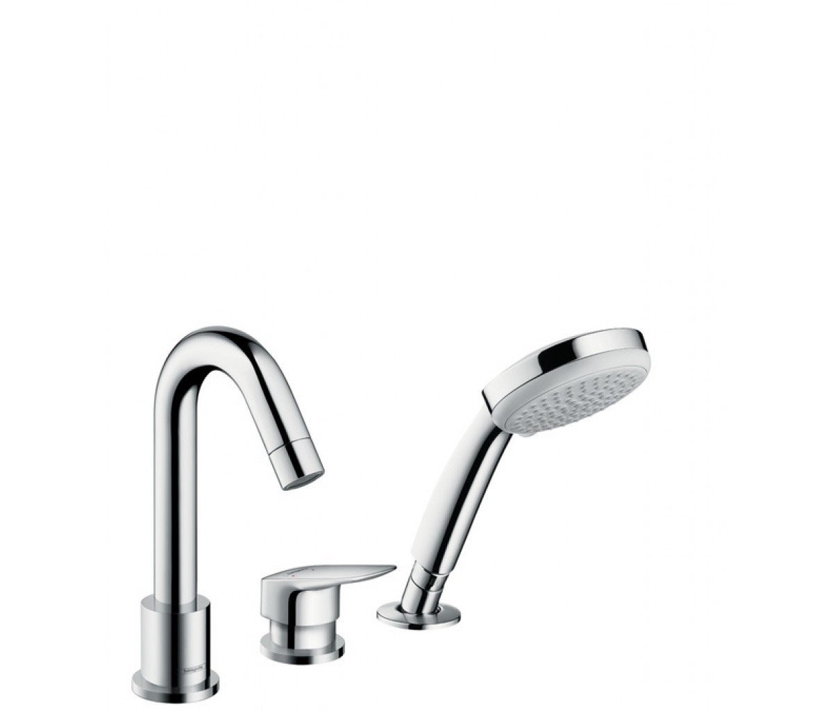 Смеситель для ванны HANSGROHE Logis (71313000)