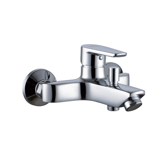 Смеситель Аква Родос OPTIMA хром для ванной