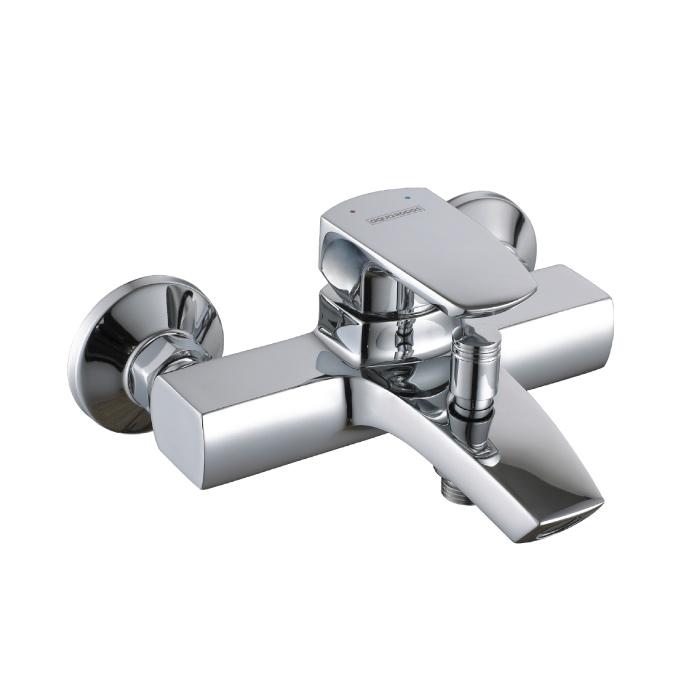 Змішувач Аква Родос MILANO для ванної (хром)