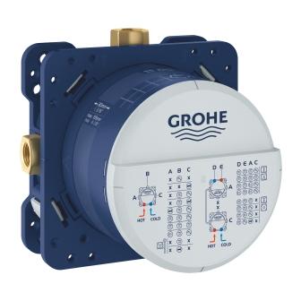 Скрытая часть смесителя для душа Grohe Rapido Smartbox 35600000