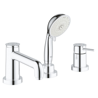 Смеситель для ванны Grohe Bau Classic 2511800A