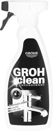 Чистящее стредвсто для сантехники и ванной комнаты Grohe Groheclean 48166000