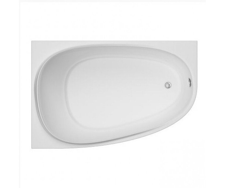 Ванна акриловая Am.PM Like 170×110 левая W80A-170L110W-A