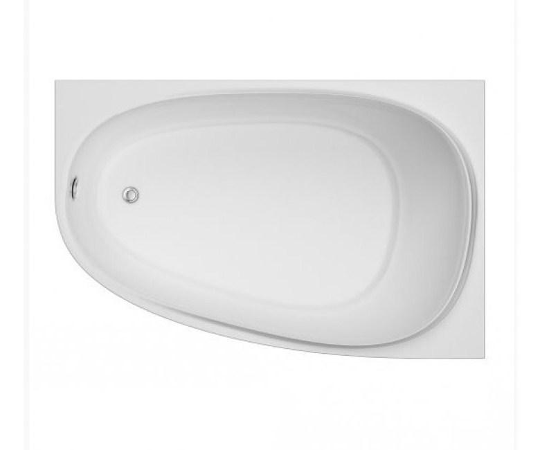 Ванна акриловая Am.PM Like 170×110 правая W80A-170R110W-A