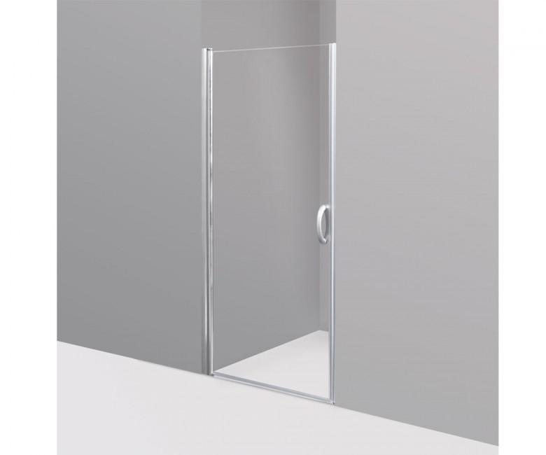 Душевая дверь Am.PM Bliss профиль-хром, стекло-прозрачн. W53S-D80-000CT D8