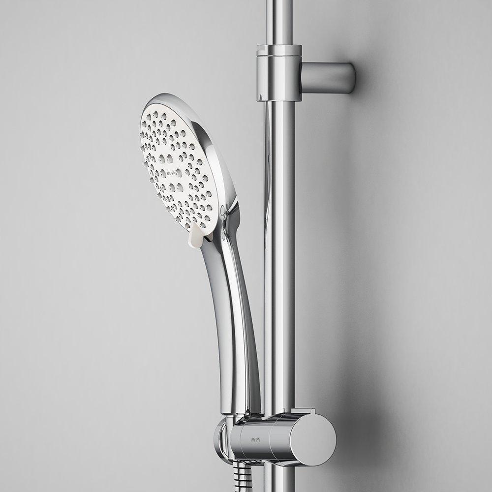 Душевая система Am.PM Like (смеситель для ванны/душ с термост., верхн.душ, ручн.душ) F0780500
