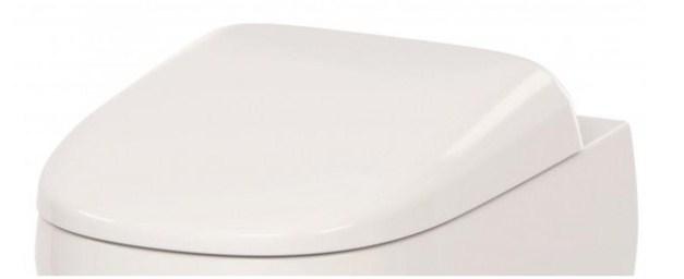 Сиденье для унитаза с микролифтом Am.PM Sensation C307851WH