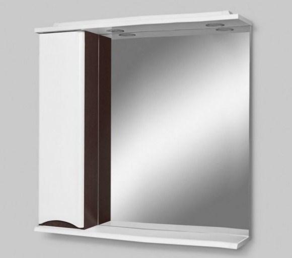 Зеркальный шкаф 80 правая с подсветкой Am.PM Like M80MCR0801VF38