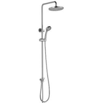 Душевая система Imprese без смесителя (верхний и ручной душ 3 режима, шланг 1,5м) Т-15084