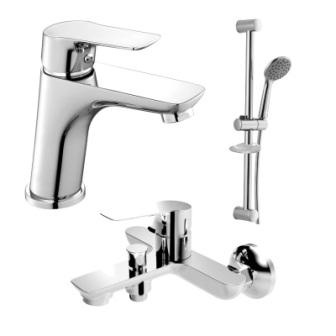Набір Imprese KUCERA для ванни (05105 + 10105 + штанга R670SD) 0510105670