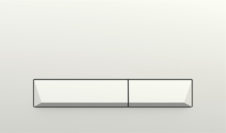 Клавиша смыва Imprese PAN Laska bila клавиша смыва i8040W