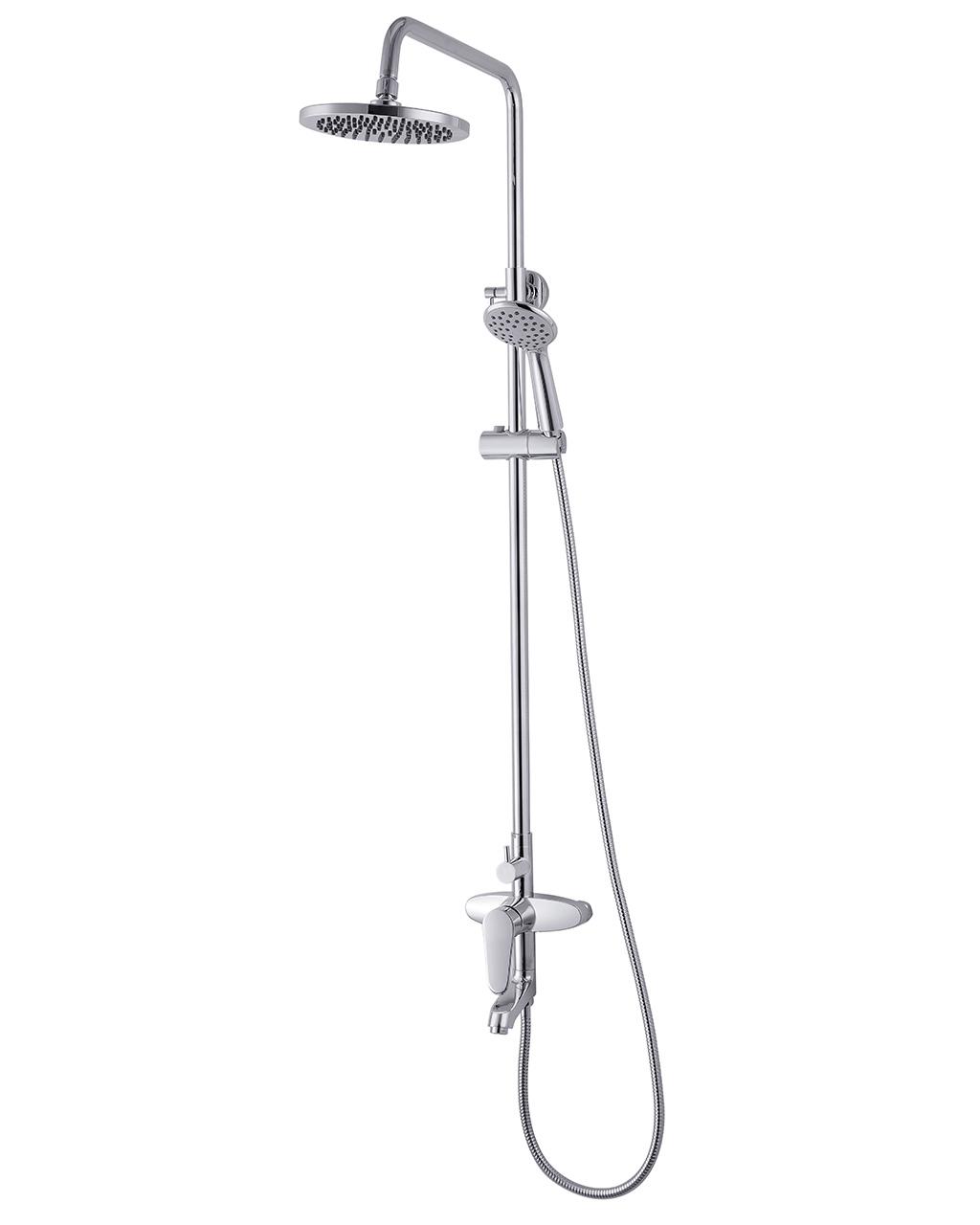 Душевая система Imprese WITOW (смеситель для ванны, верхний и ручной душ) T-10080