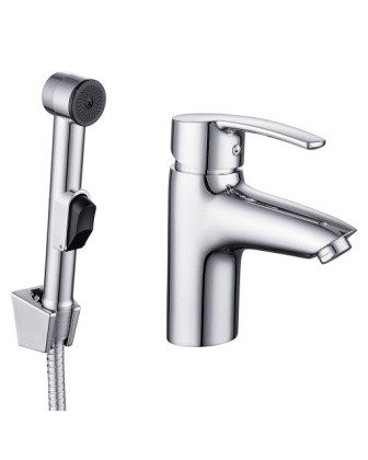 Набор Imprese HORAK для биде (смеситель 05170 + гигиенич душ с держателем + шланг 1,5м) 05170BT