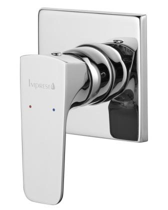 Смеситель Imprese VALTICE скрытого монтажа для душа VR-15320(Z)