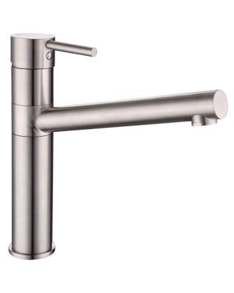 Смеситель Imprese LOTTA для кухни 55402-SS , сталь, 35 мм 55402-SS