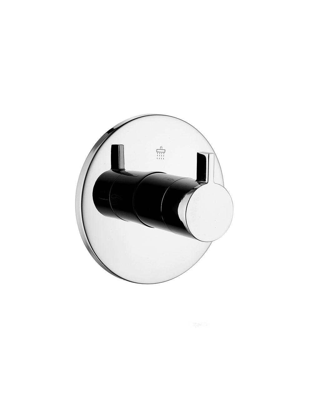 Вентиль Imprese ZAMEK запорный/переключающий (3 потребителя), форма R VR-151031