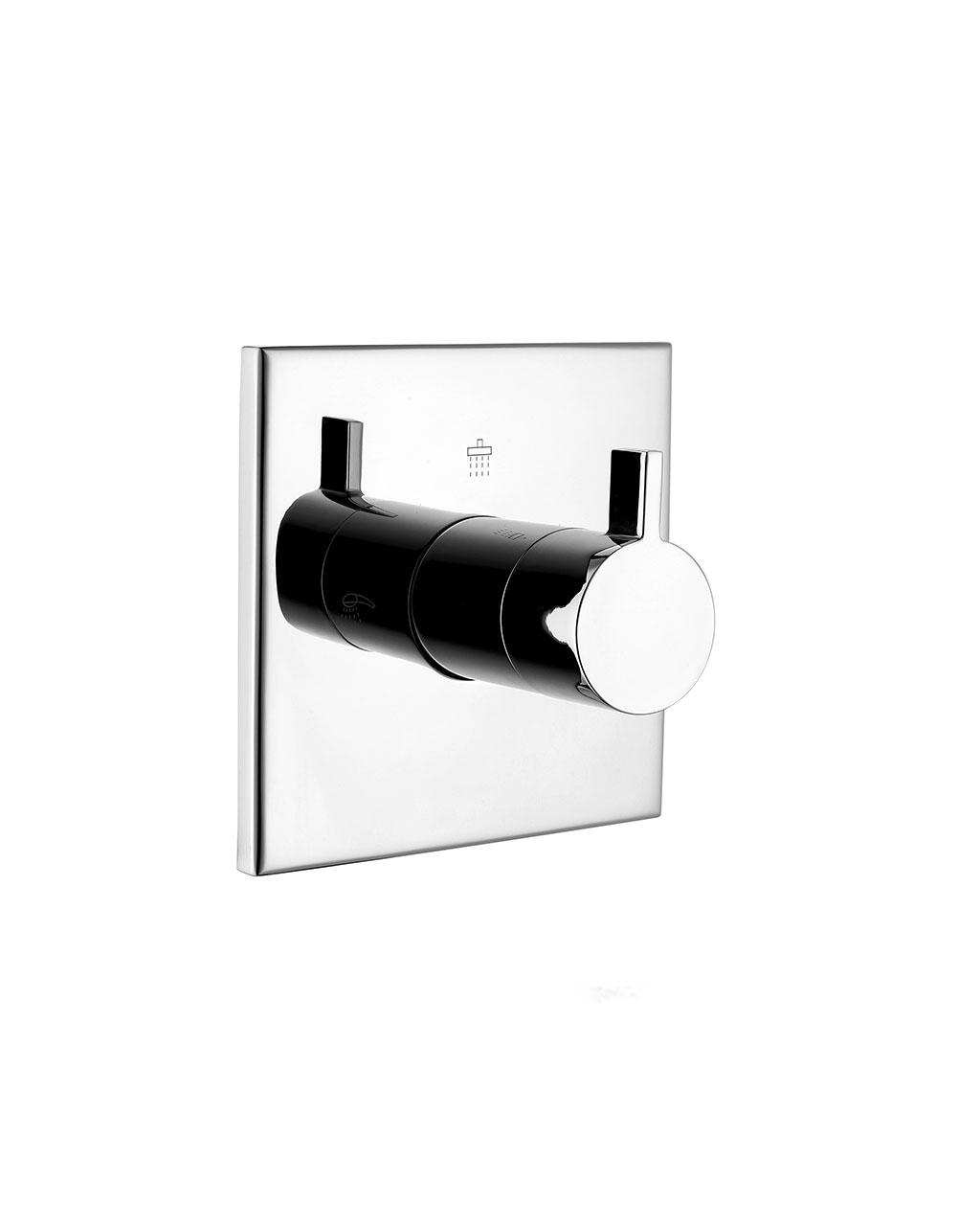 Вентиль Imprese ZAMEK запорный/переключающий (3 потребителя), форма S VR-151032