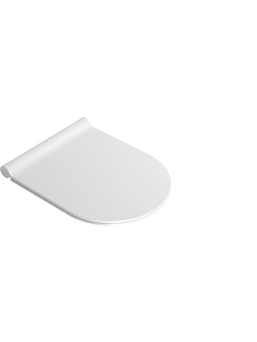 Сиденье Catalano ZERO с soft-close белое 5SCSTP000