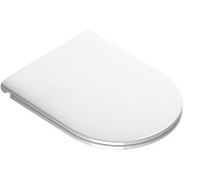 Сиденье Catalano SFERA белое 5ZECOF00