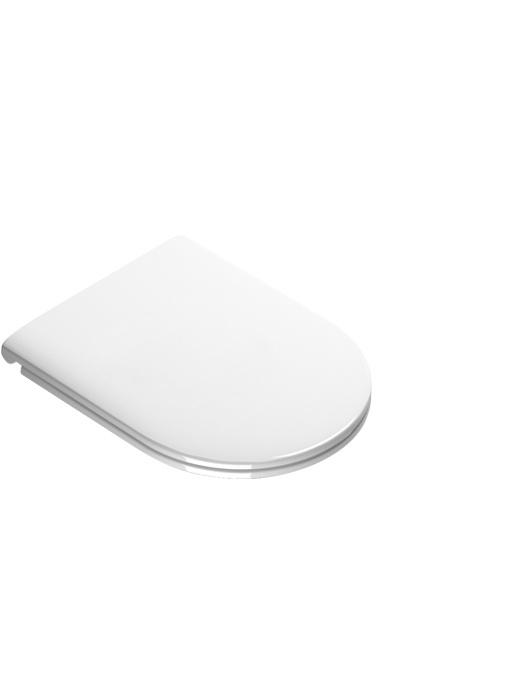 Сиденье Catalano белая 5ZECOF00