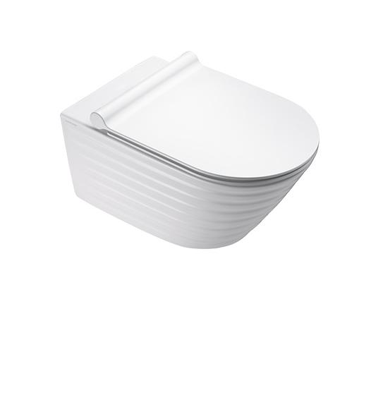 Унитаз Catalano CLASSY 35×55 белый матовый 1VS55RZEBM