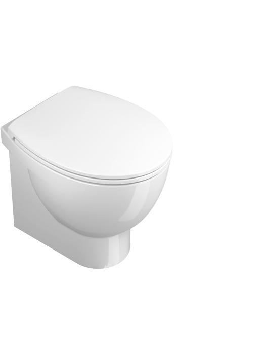 Унитаз Catalano NEW LIGHT 37х50 белый 1VPLI00