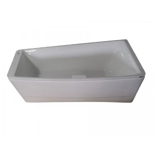 Ванна Volle акриловая асимметричная 1700*750*630 мм, правая TS-102/R