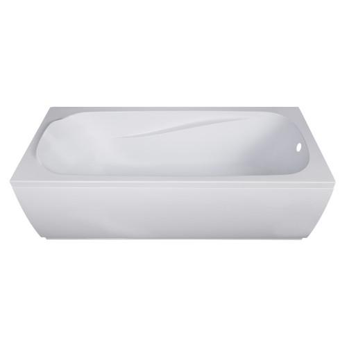 Ванна Volle FIESTA 1500х700*435mm без ножек, из акрила толщиной 5мм TS-1570435
