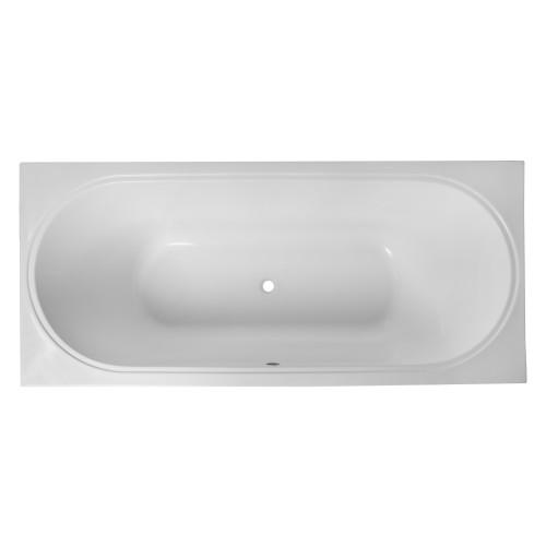 Ванна Volle OLIVA 1800×800*500мм без ножек, из акрила толщиной 6мм TS-1880500
