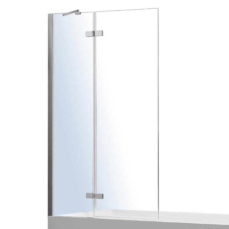 Штора на ванну Volle 1000*1400, один фиксированный элемент, один подвижный на латунных петлях. 10-11-102