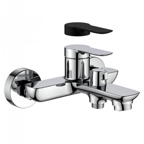 Смеситель Volle LIBRA для ванны, хром, 35 мм 15202100