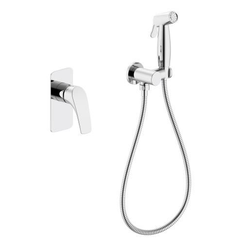 Набор Volle ORLANDO (смеситель скрытого монтажа с гигиеническим душем) 15195200