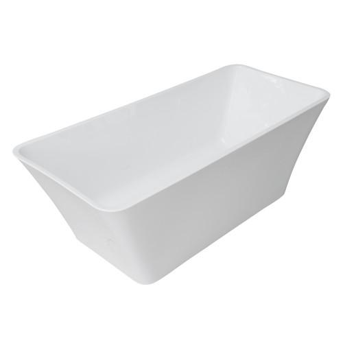 Ванна Volle отдельно стоящая 1700*750*600 мм, акриловая, с сифоном 12-22-348