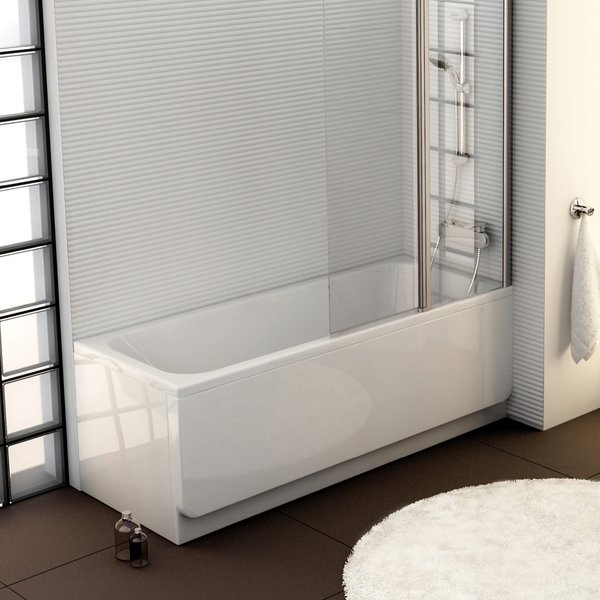 Ванна акриловая Ravak Chrome 160х70