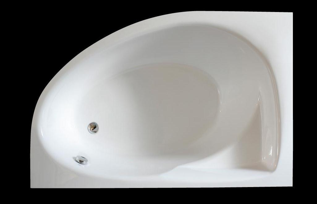 Ванна з литого каменю PAA Tre 150×100