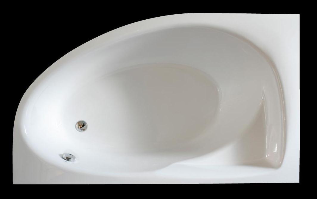 Ванна з литого каменю PAA Tre Grande 170×100