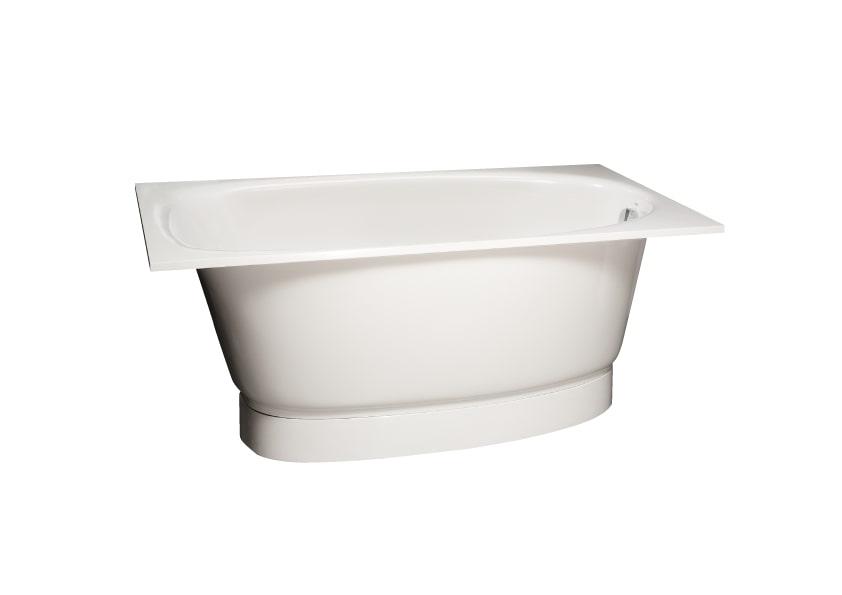 Ванна з литого каменю PAA Uno 150×75