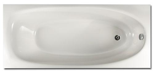 Ванна з литого каменю PAA Uno Grande 170×75