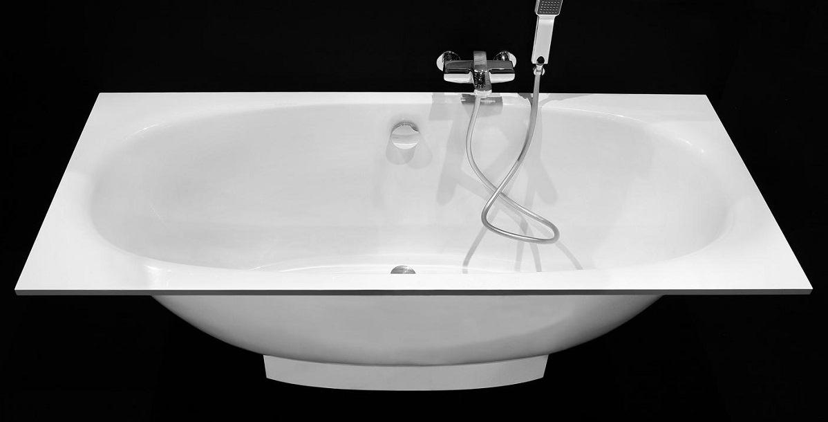 Ванна з литого каменю PAA Verso 170×75