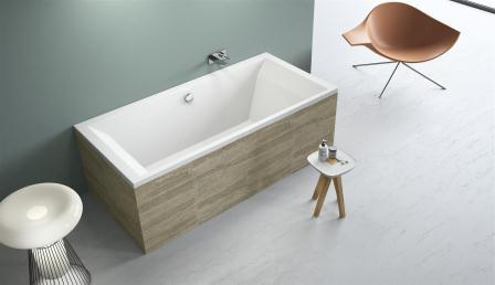 Ванна акриловая + ножки Radaway Itea 190×90 WA1-28-190x090U