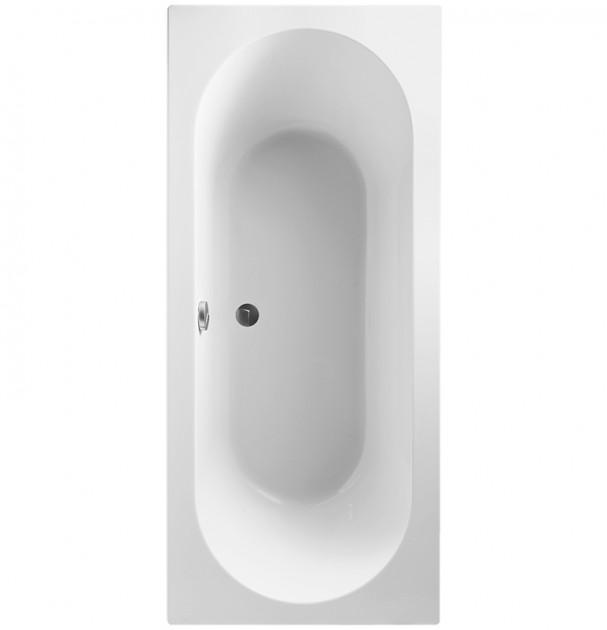 Ванна акриловая VILLEROY & BOCH O.Novo, без ножек (UBA180CAS2V-01)