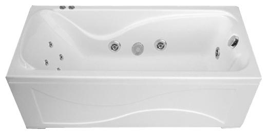Ванна Triton Кет 150х70 з гідромасажем (гідро, спина)